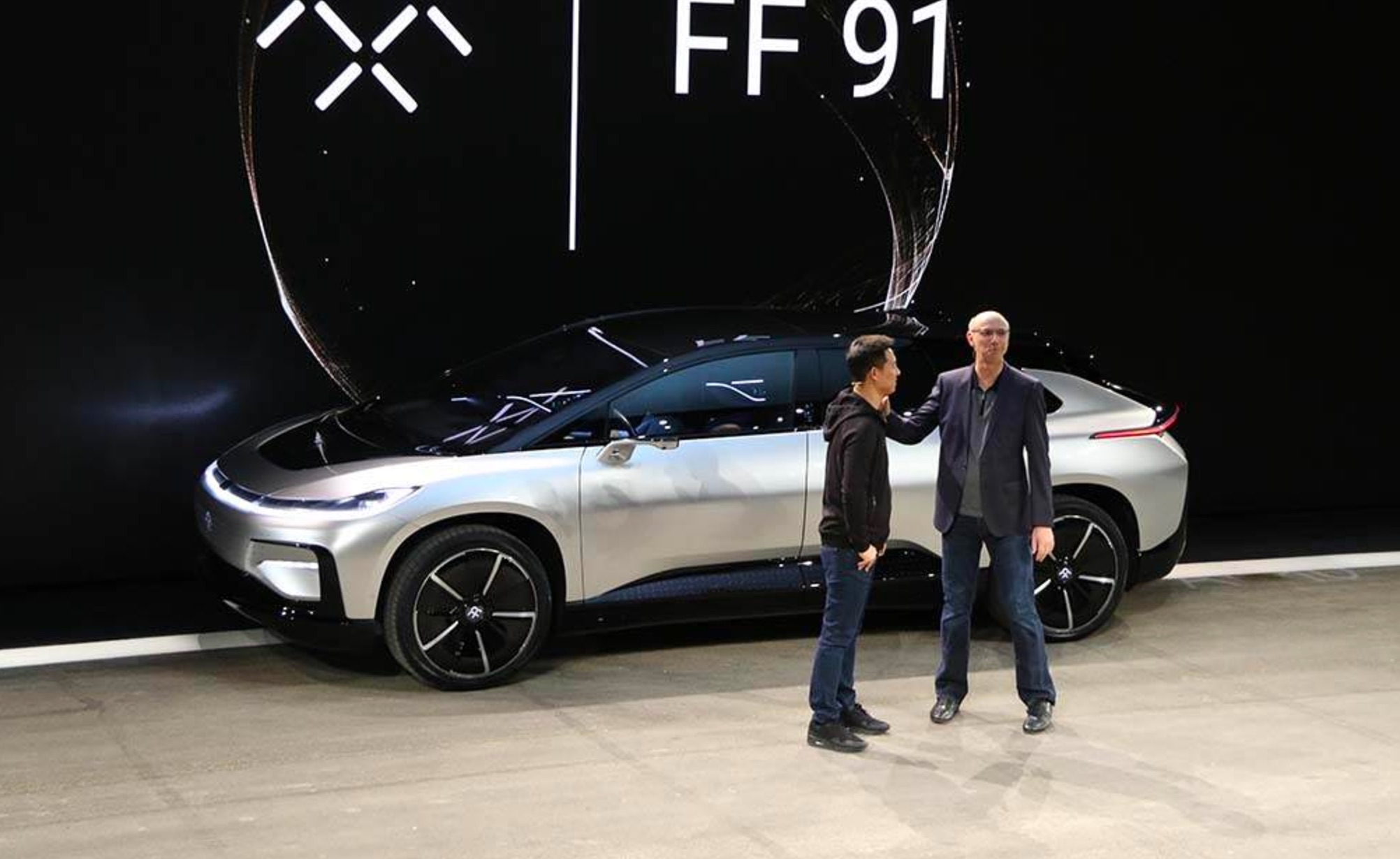 Faraday Future Reportedly Thrown A 900m Life Line By