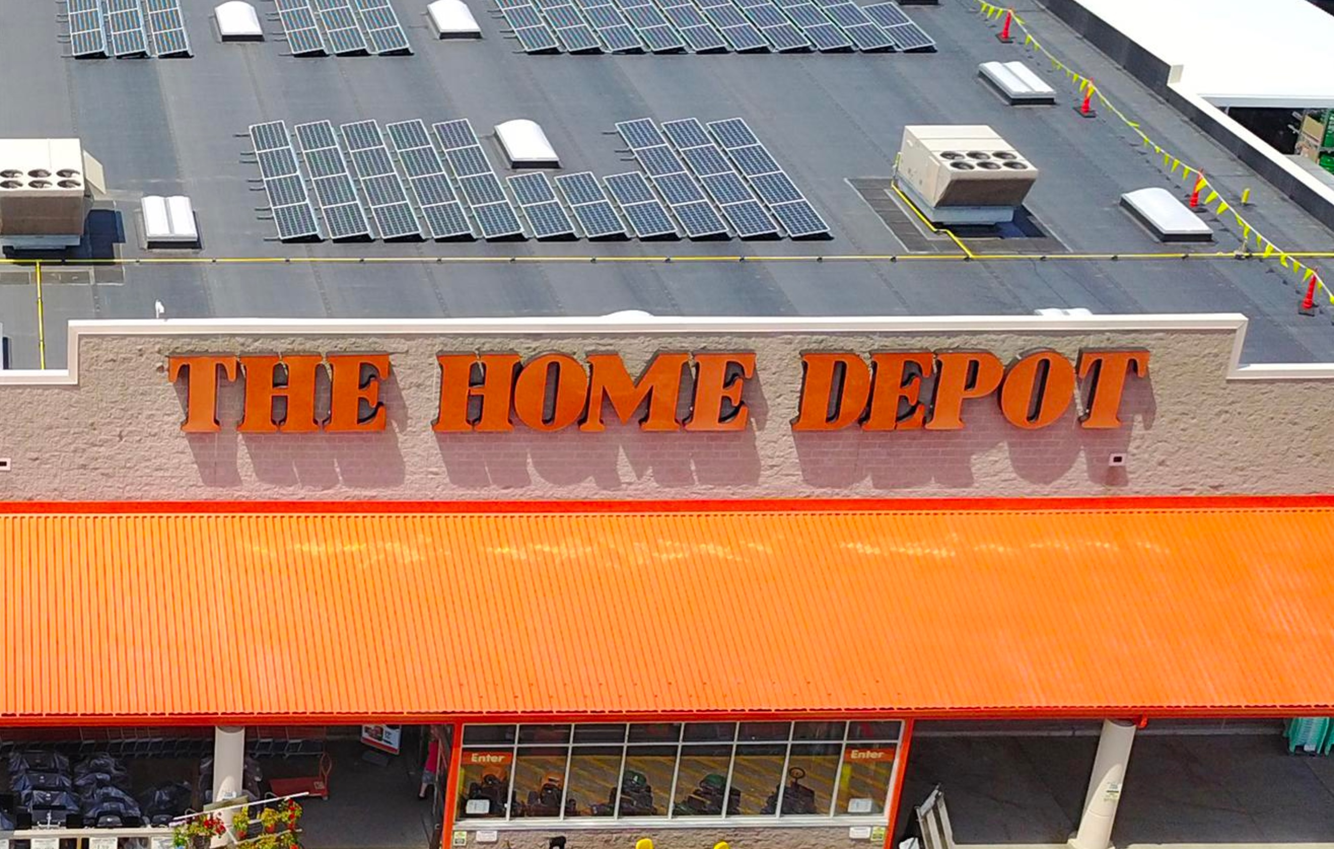 Tesla To End Home Depot Partnership As It Closes 12 Solar Facilities: Report