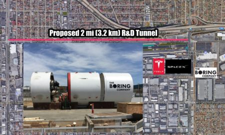 Boring Company city
