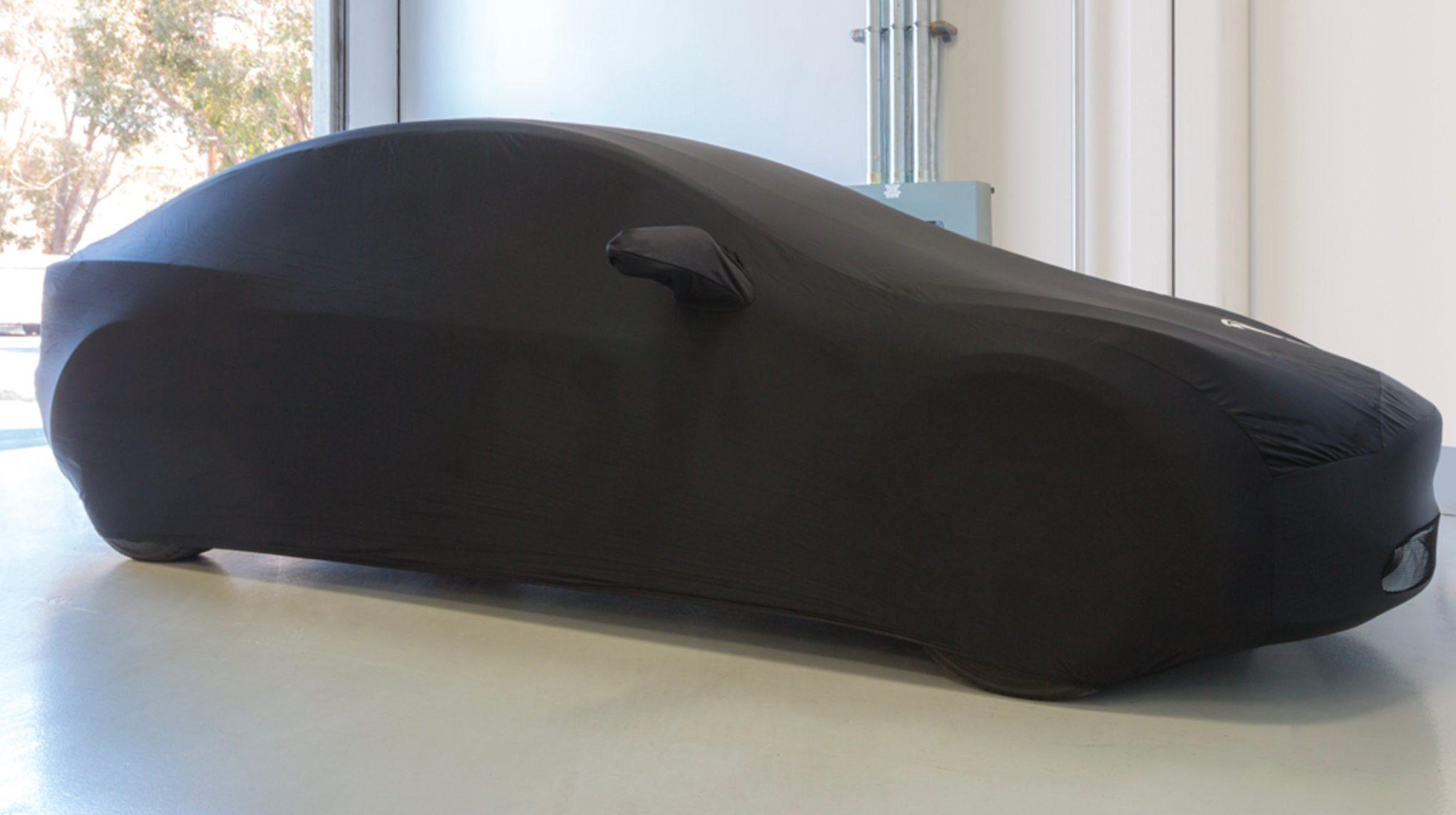 Tesla Model 3 indoor car cover