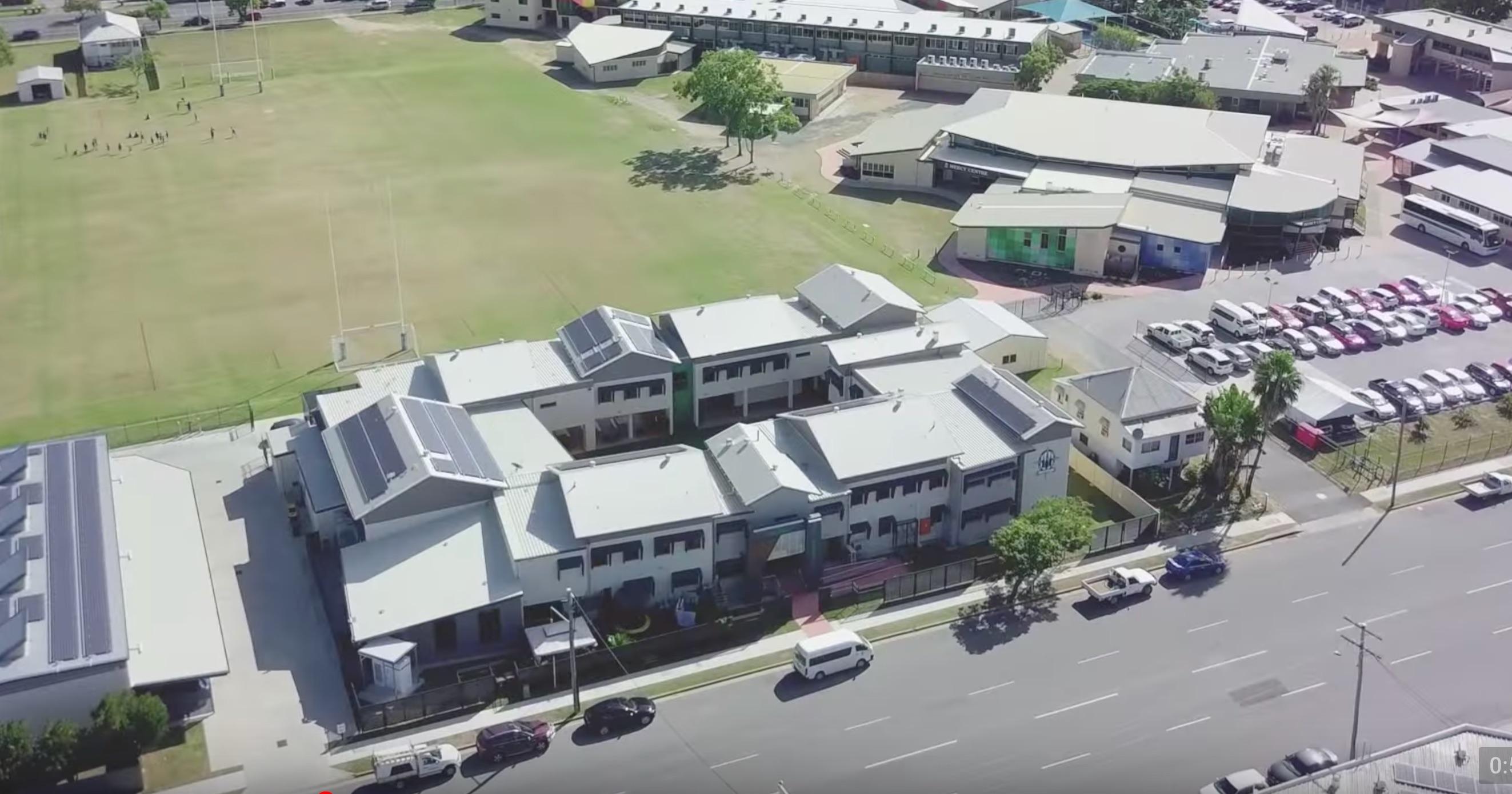 tesla-powerpack-solar-queensland-australia-college