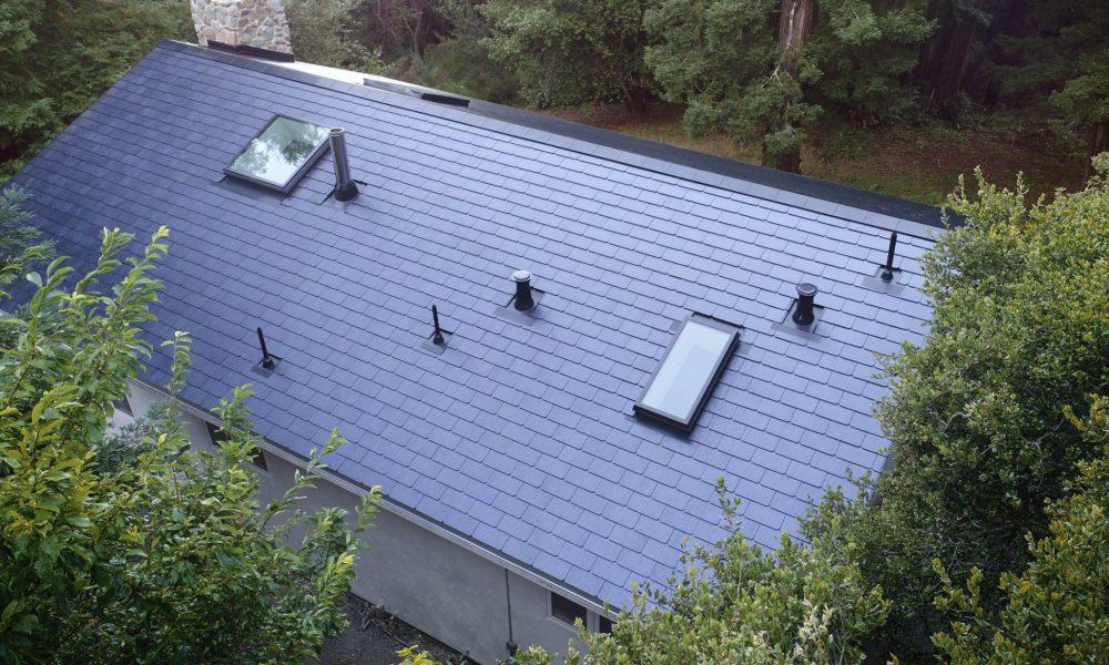 tesla 39 s solar roof patent reveals conductive paste used for tile bonding. Black Bedroom Furniture Sets. Home Design Ideas