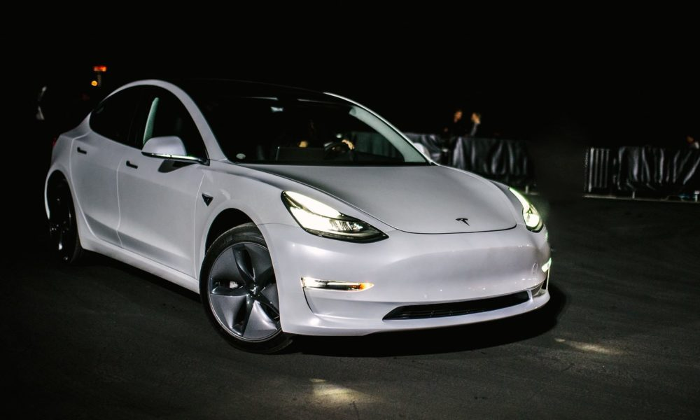 Musk Reveals Plans Boring  pany Teslas Transported Electric Skates likewise Tesla Gov Sandoval Usa Parkway Ribbon Cutting Ceremony Near Gigafactory also Tesla Semi Rival Nikola 8 Billion Pre Orders Reservation Refund together with Tesla Model S Real World Safety Rear End Collision moreover Review Evannex Lloyds Luxe Mats Tesla Model S. on 2017 tesla model 3 falcon doors