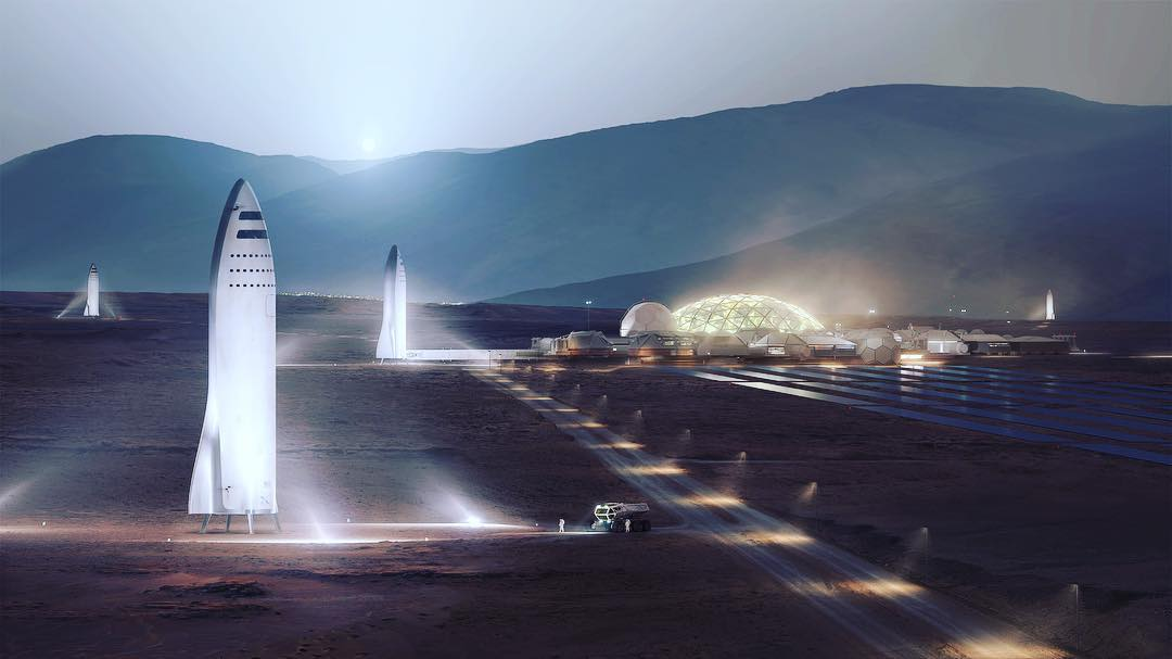 Mars City (SpaceX)