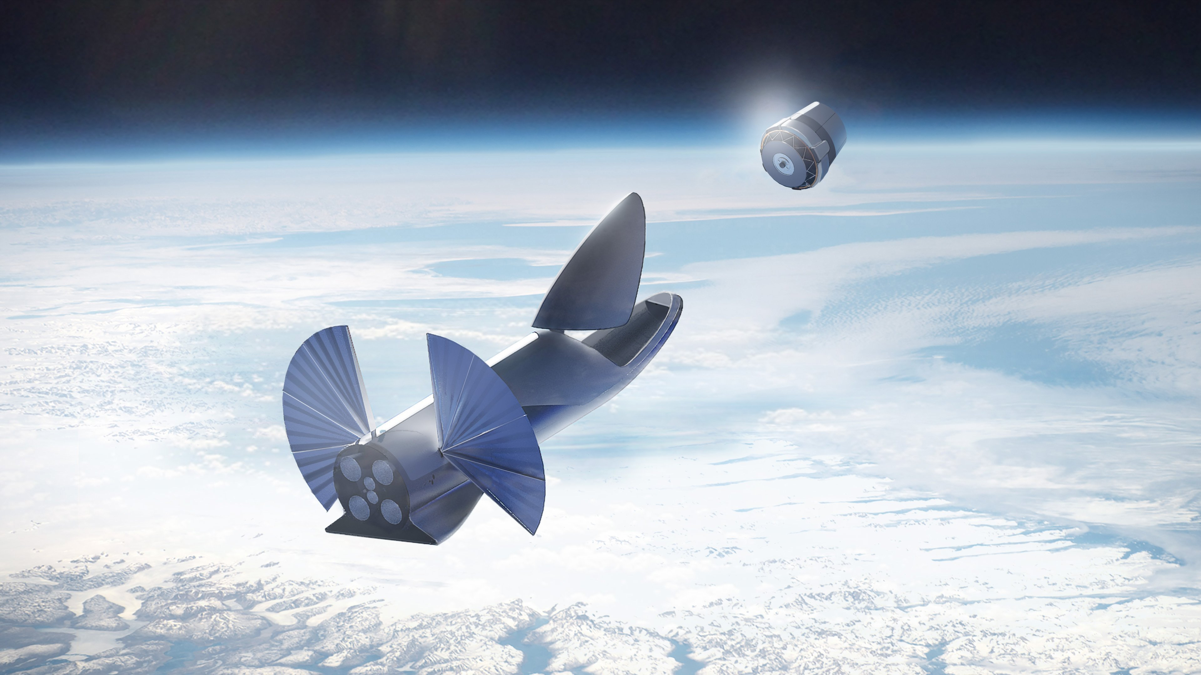 Nasa Funds Study On Spacex Bfr As Option For Massive Space Telescope