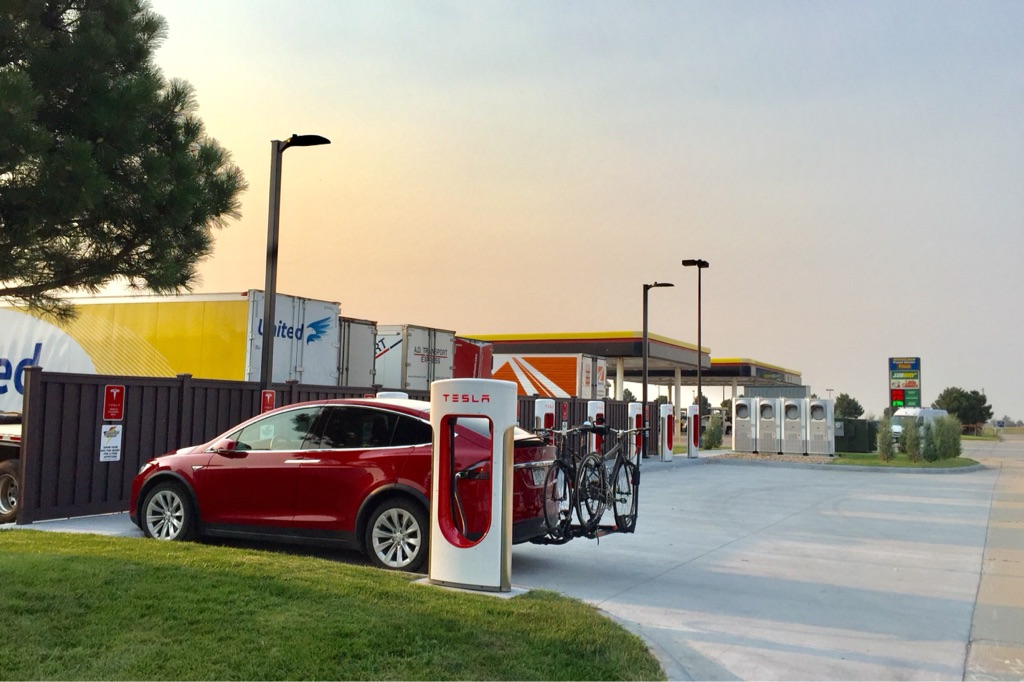 Grand Island Supercharger