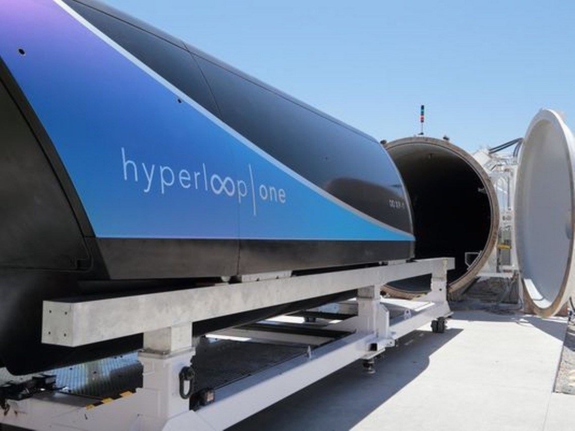 Hyperloop One Reveals Us Locations Being Considered For