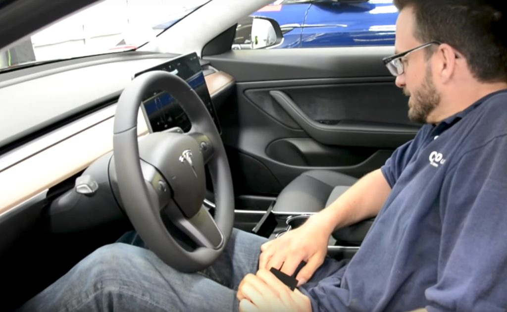 How does Tesla's Model 3 interior space compare to Model S ...