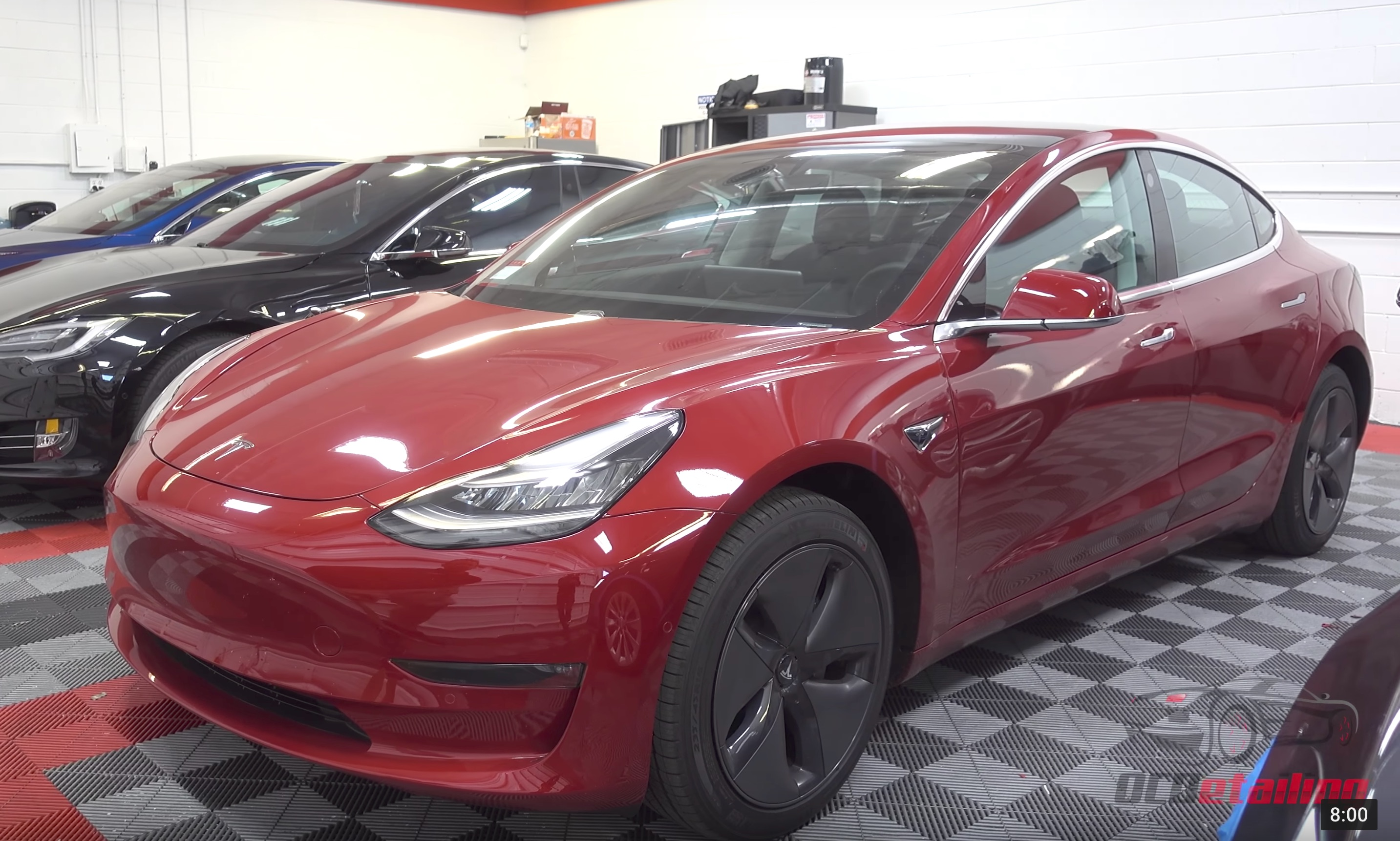 First Detailed Tesla Model 3 Review Video Makes Its Way To