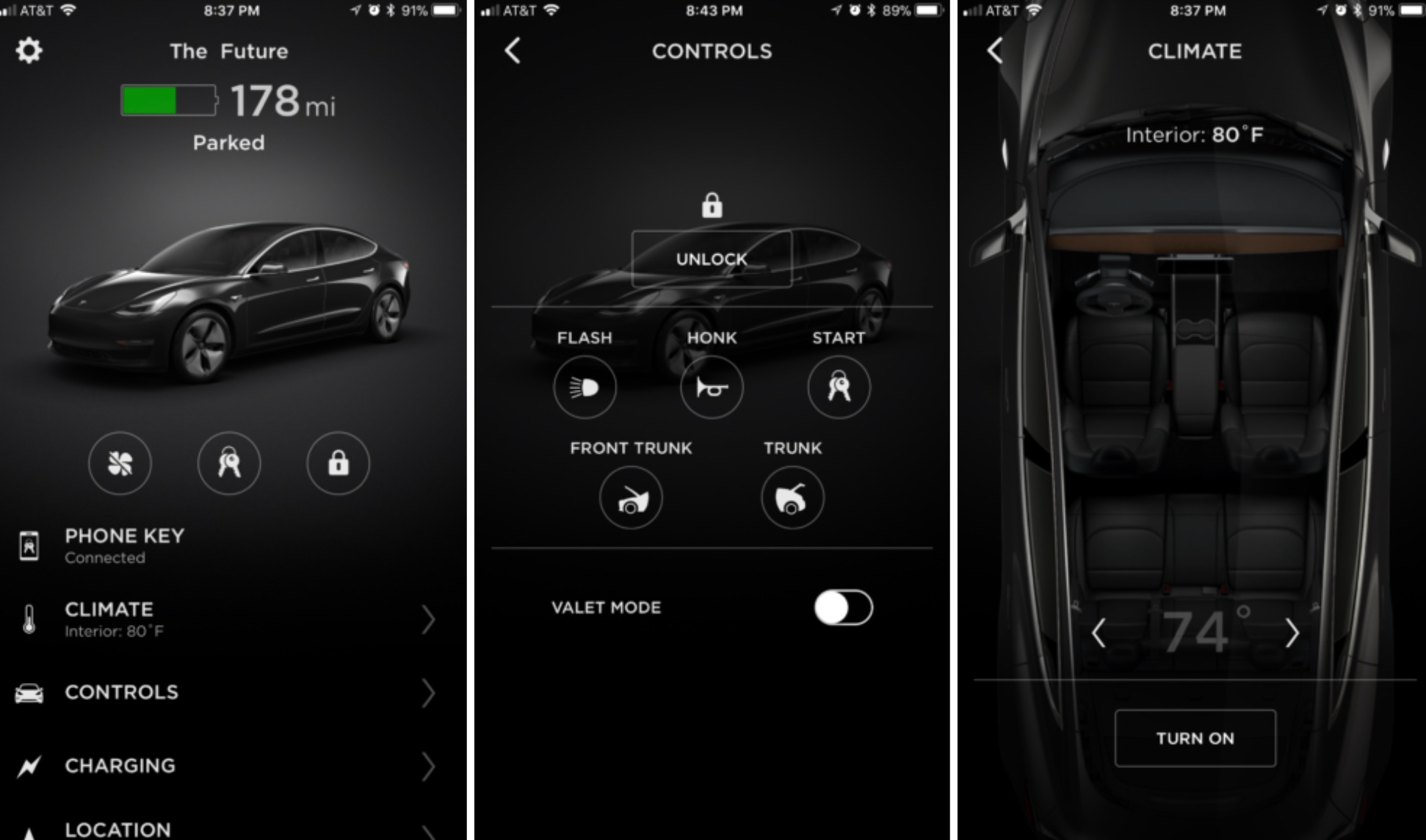 tesla-model-3-app-screenshots