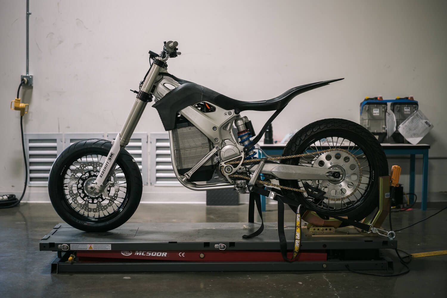 Alta Motors Electric Motorcycle