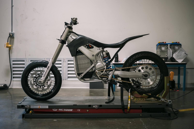 Alta Motors Electric Motorcycle