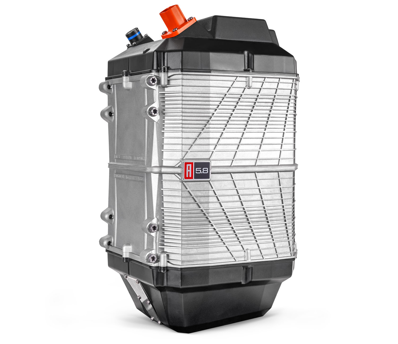 Alta Motors Lithium Ion Battery Pack