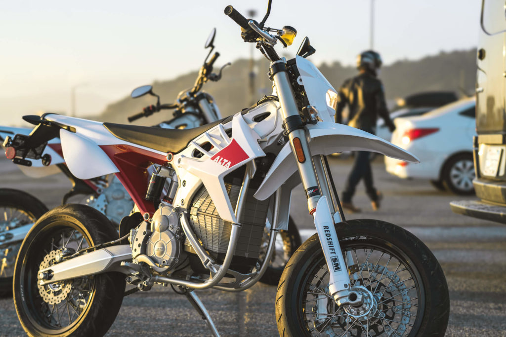 Alta Motors is the Tesla of motorcycles: Race-ready acceleration with energy dense battery packs