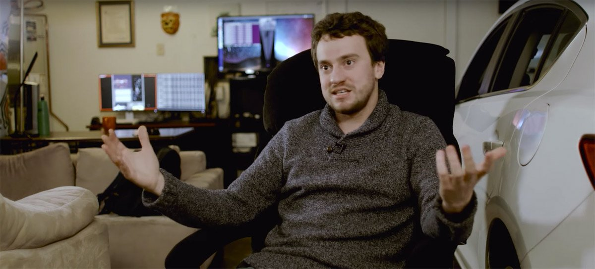George Hotz Comma.ai Self driving