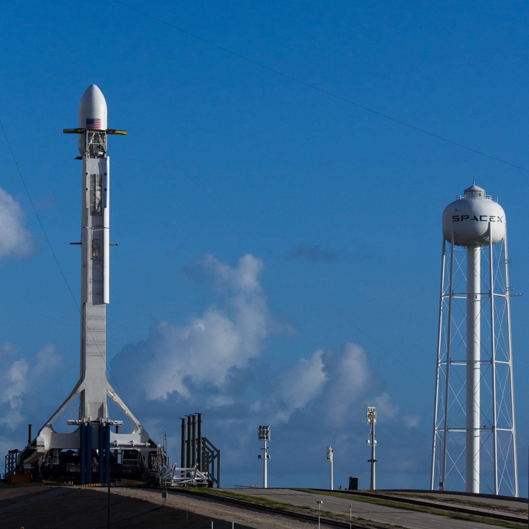 SpaceX TEL and 1031 (Tom Cross)