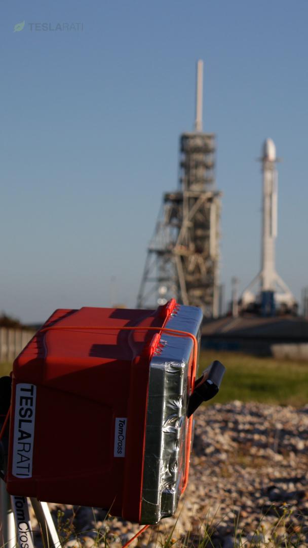Teslarati and SpaceX (Tom Cross – Teslarati)