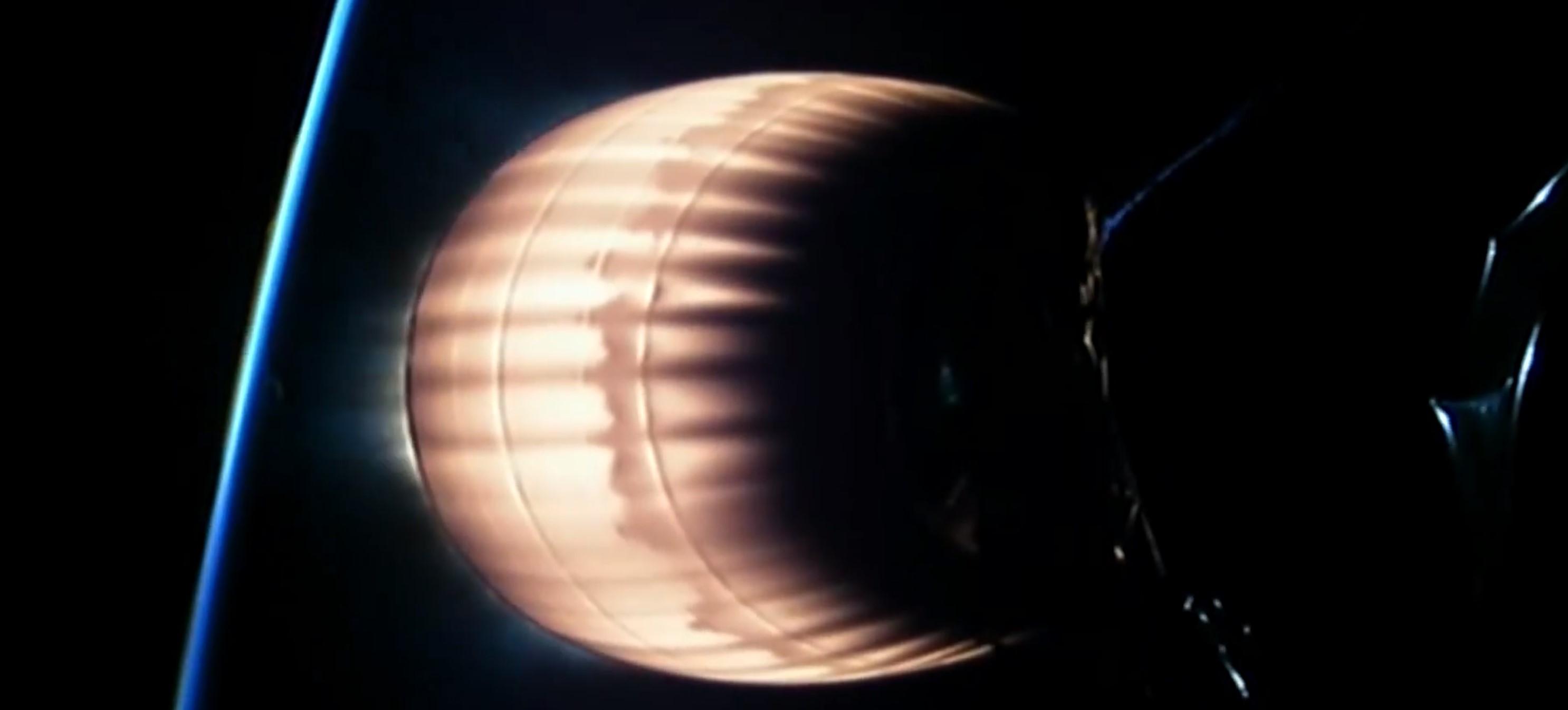 Earth Curvature Teslarati