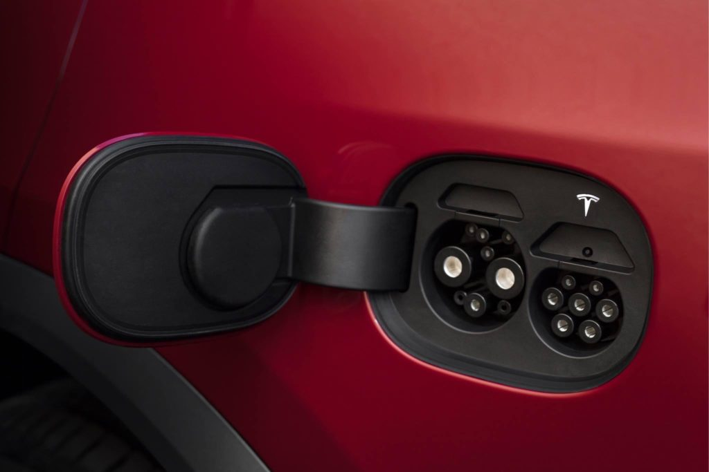 Tesla Updates Model S X Charge Port To Support China S