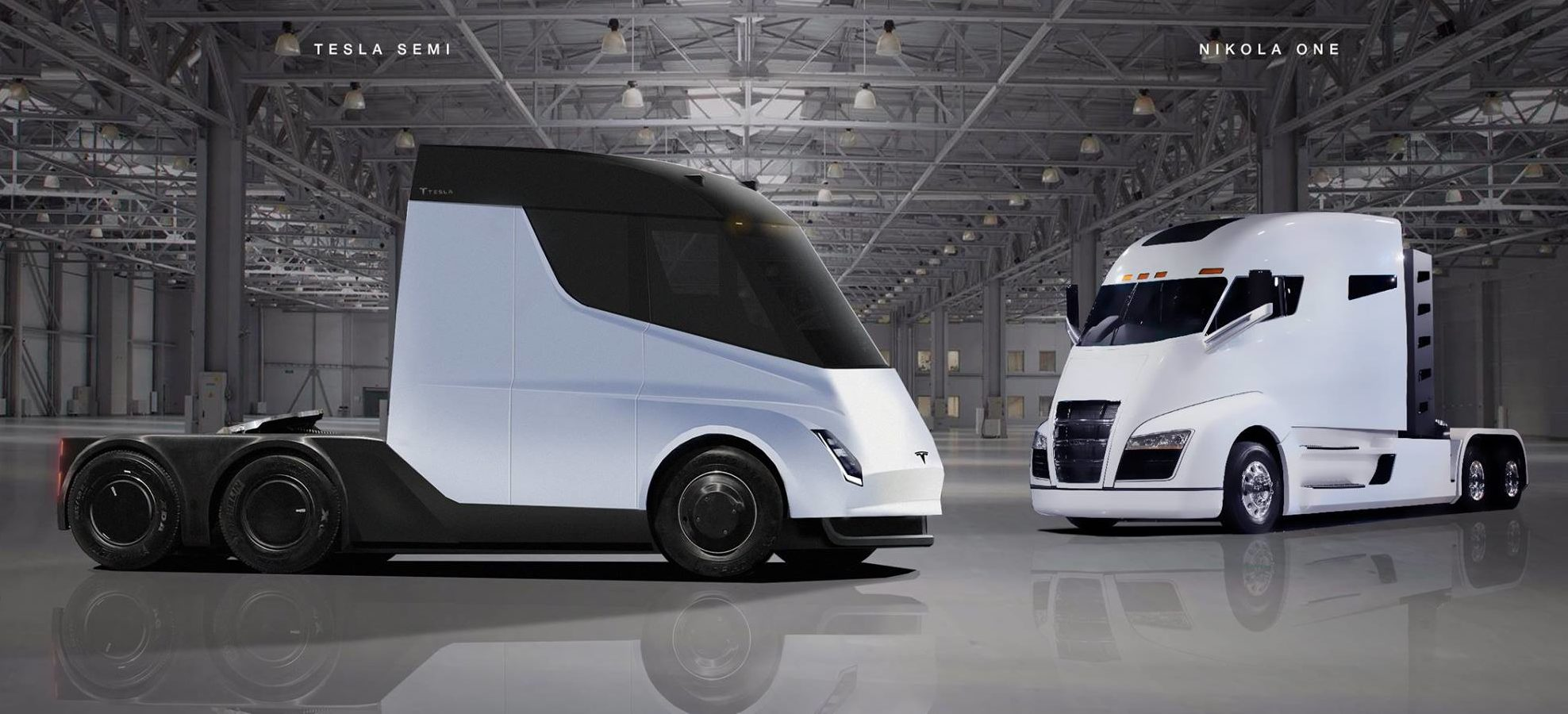Nikola Can Easily Do All Electric Trucks Like Tesla Semi Says Exec In Interview