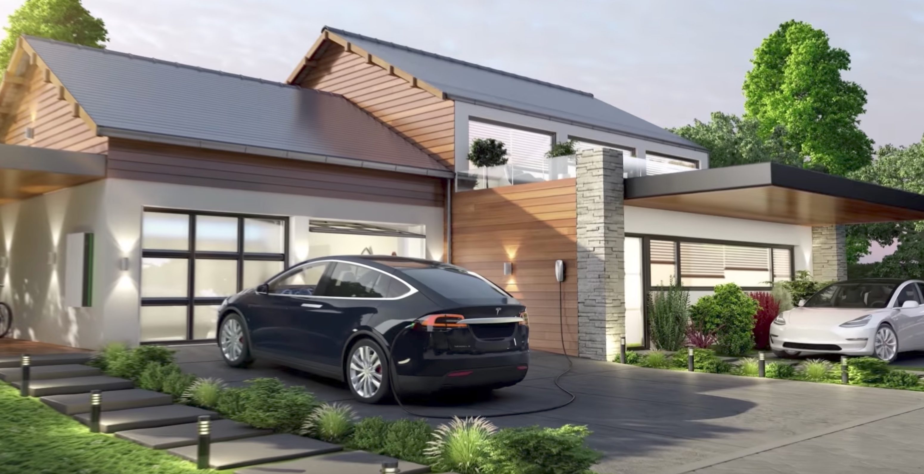 Tesla Energy From Sun To Home To Wheels