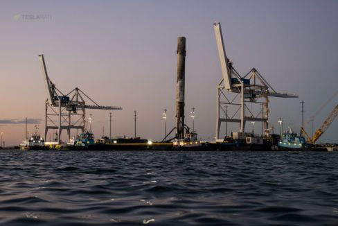 Spacex to attempt hot falcon 9 landing at sea in spite for 11547 sunshine terrace