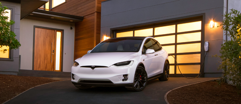 Model X Destination: Home