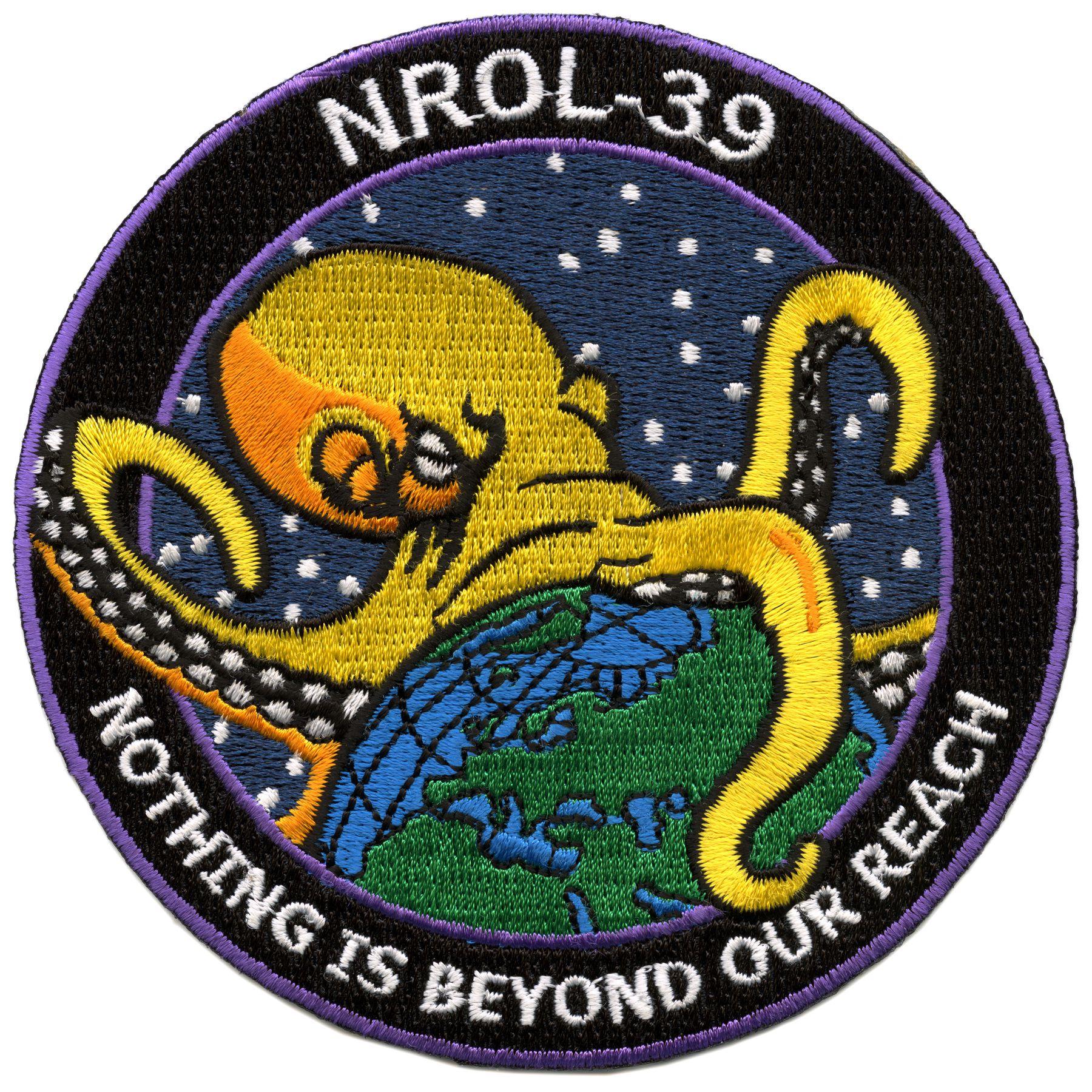 NROL 39