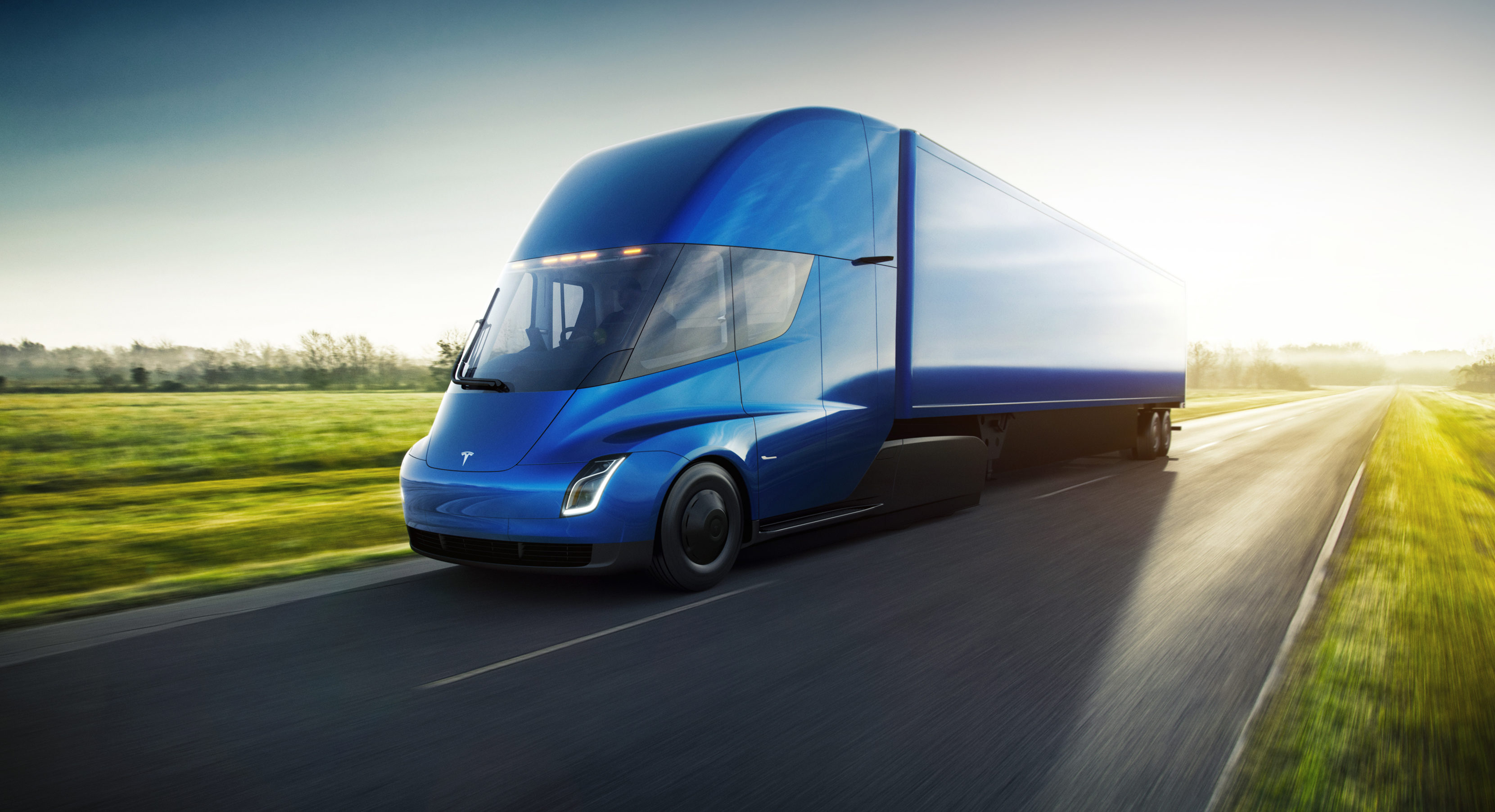 Tesla Semi Unveiled 500 Mile Range Bugatti Beating Aero 2019 Production