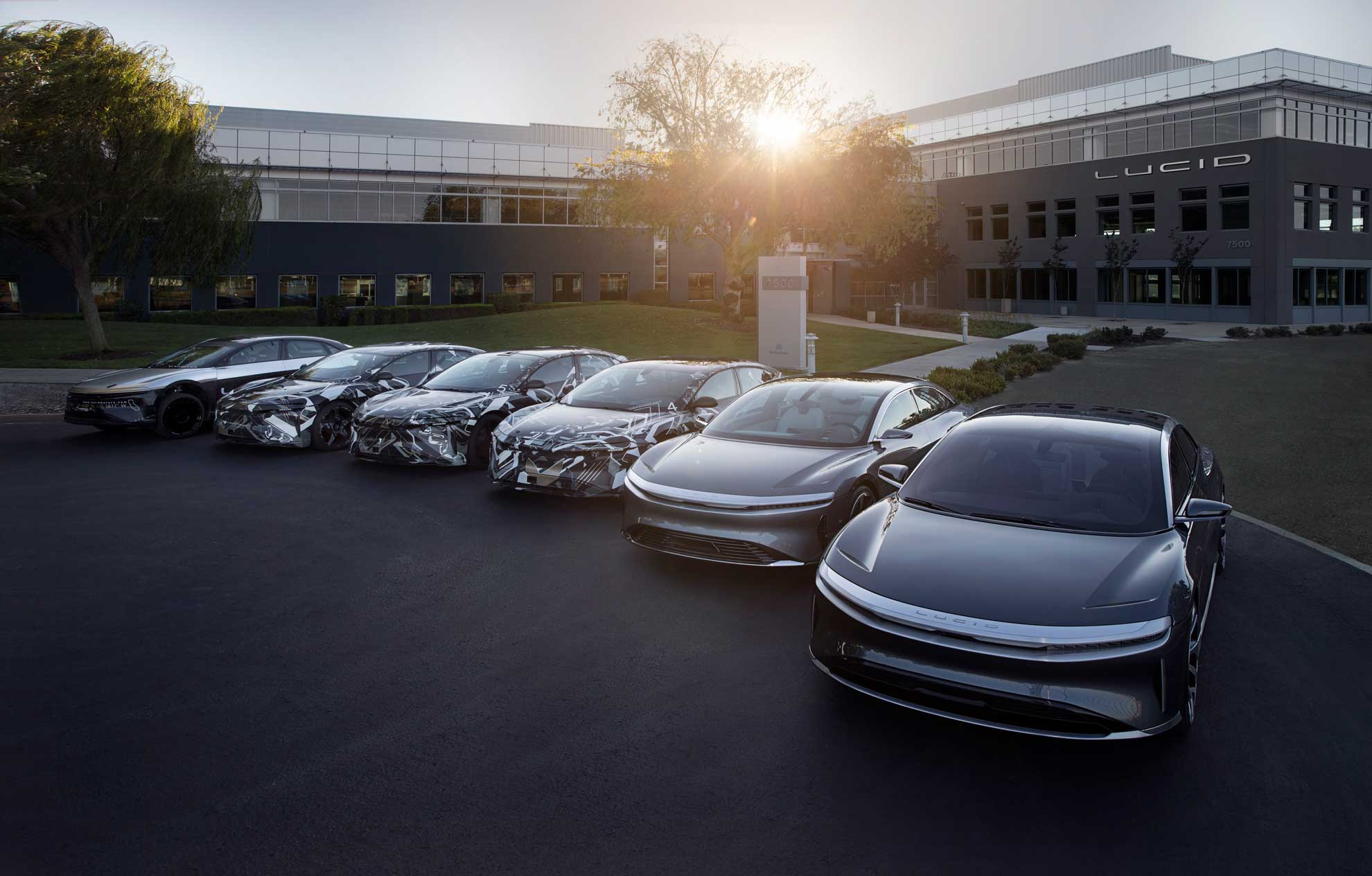 lucid-motors-headquarters-newark-ca-air-fleet