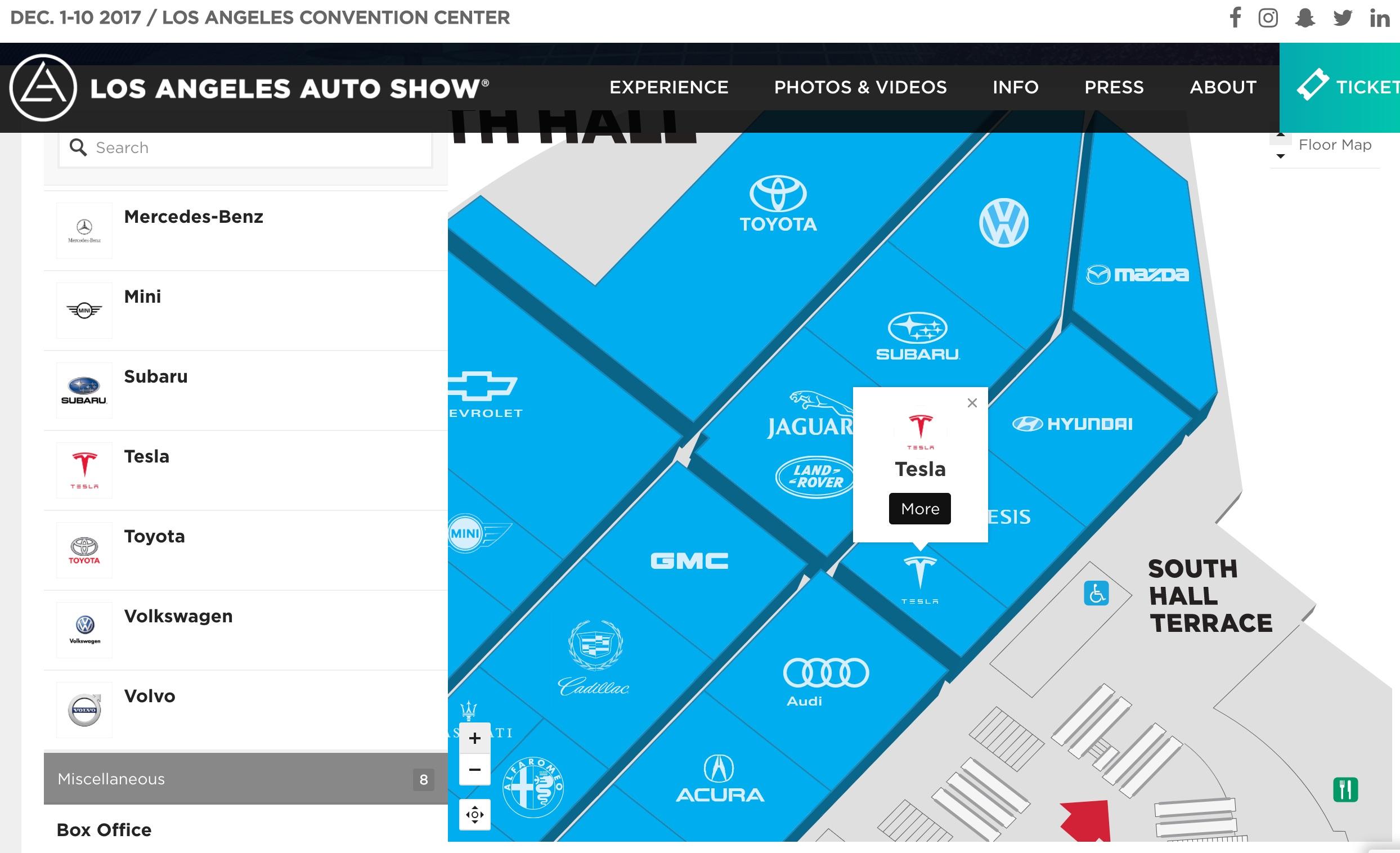 tesla-la-auto-show-map-2017