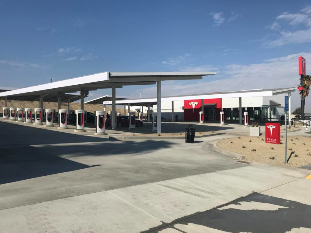 Tesla Eyes Santa Monica As Site For Its Supercharger