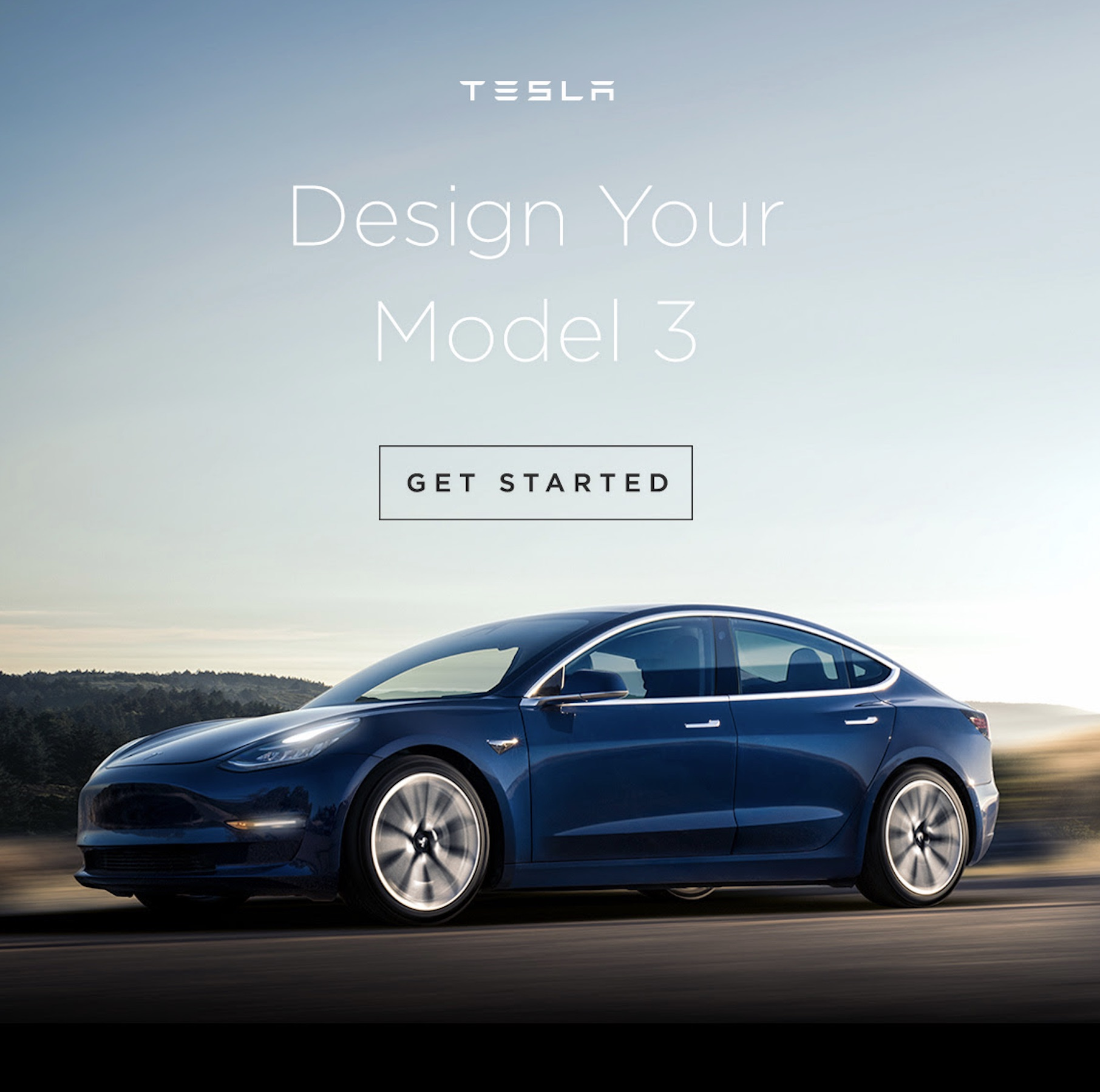tesla invites model 3 customers to order december delivery for first cars. Black Bedroom Furniture Sets. Home Design Ideas