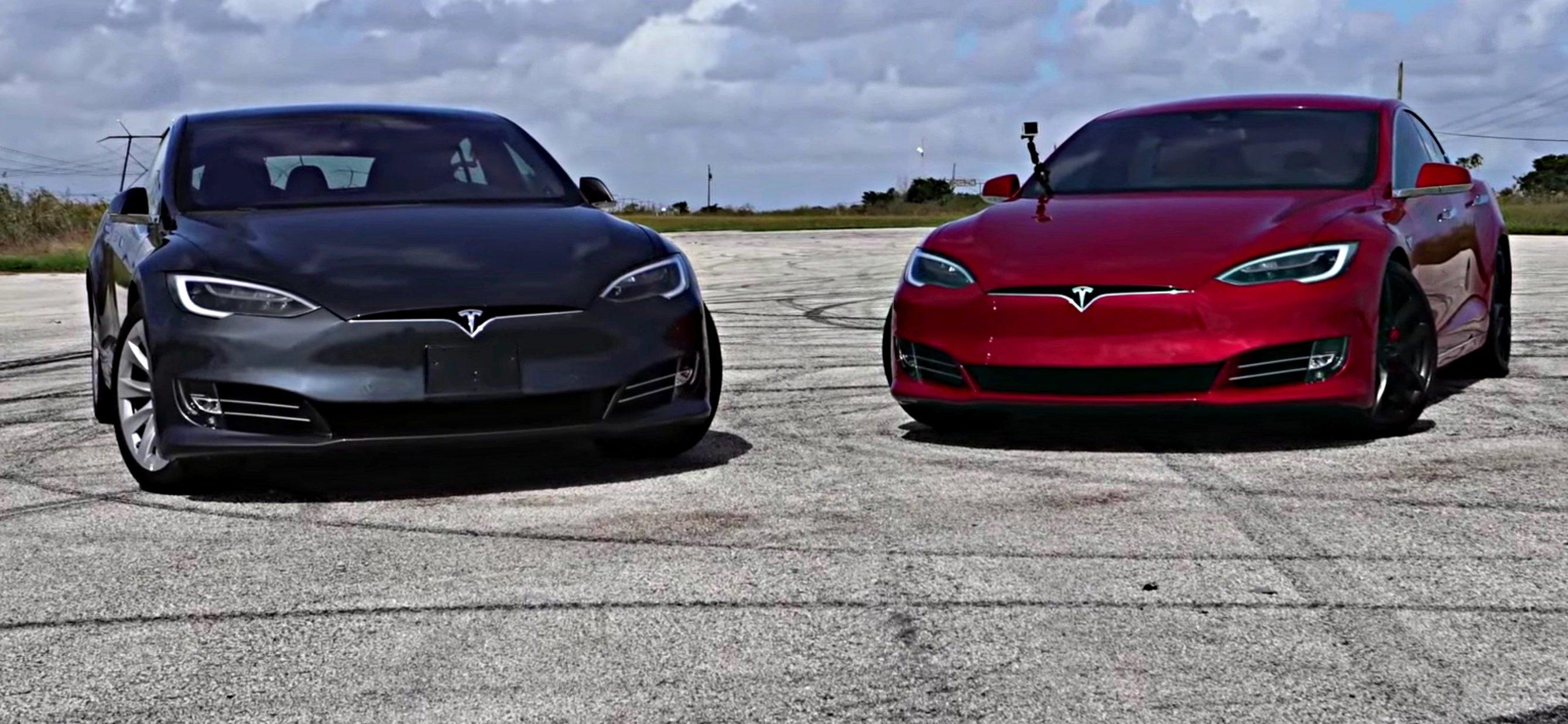 Tesla Model S P100d Vs 100d Is It Worth The Extra 36k To Upgrade