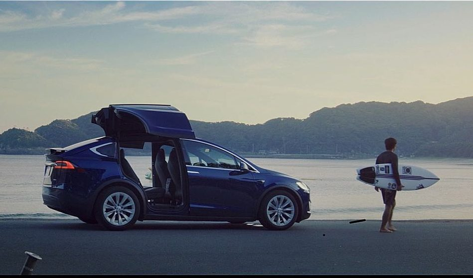 tesla-model-x-japan-surfer