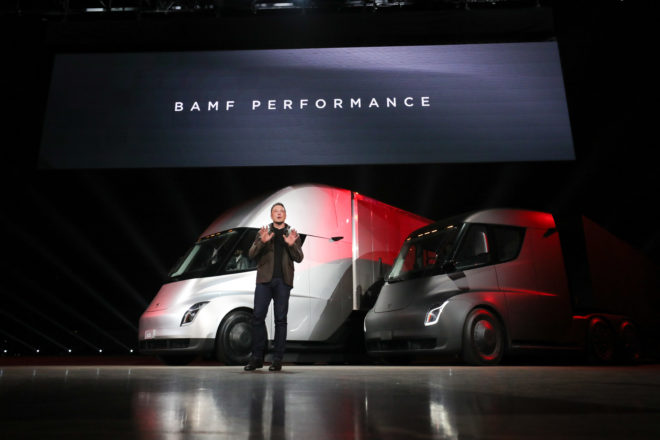 Beer giant will add 40 Tesla Semi trucks to its supply chain and delivery network