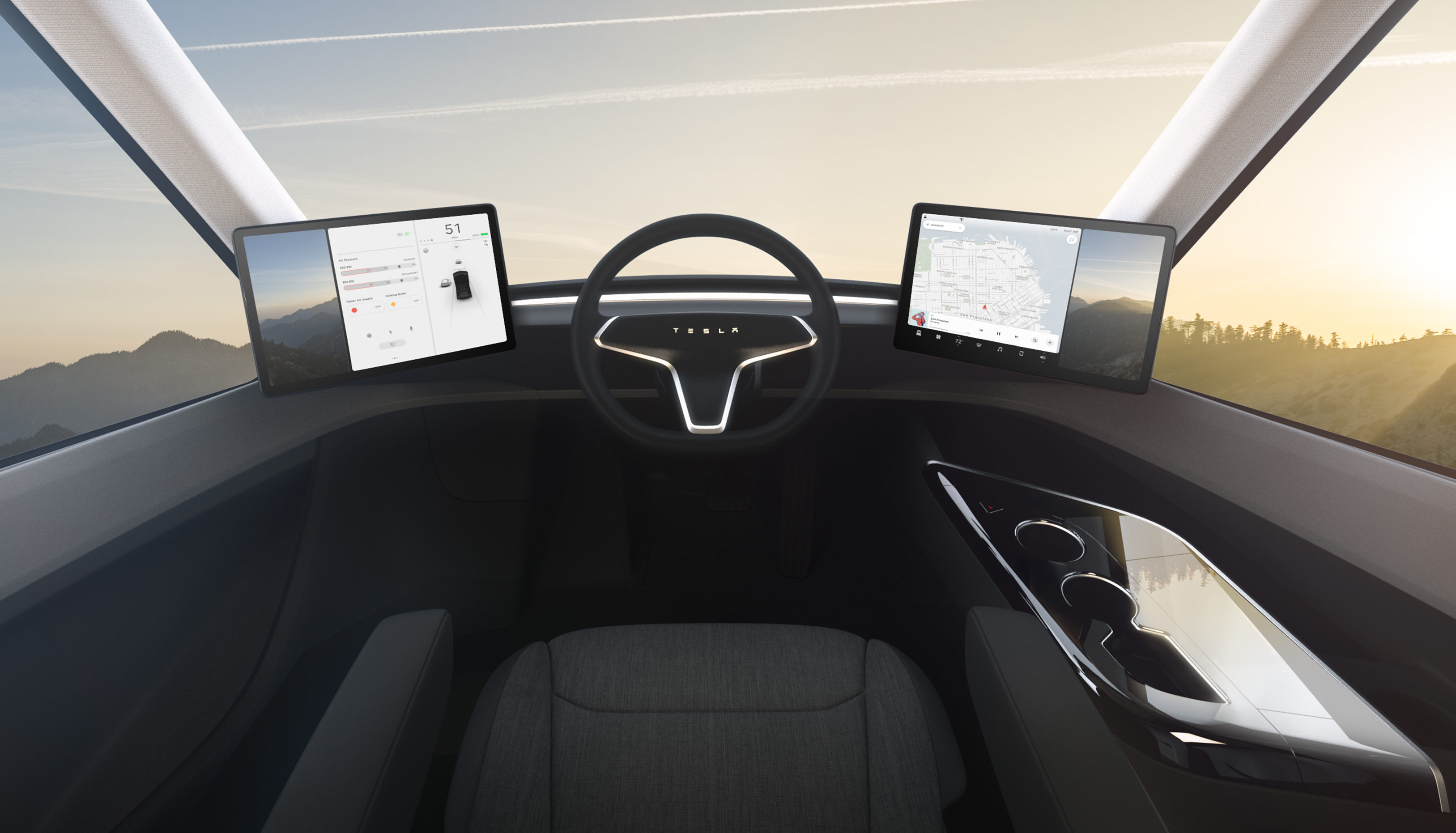 tesla-semi-interior-touchscreen