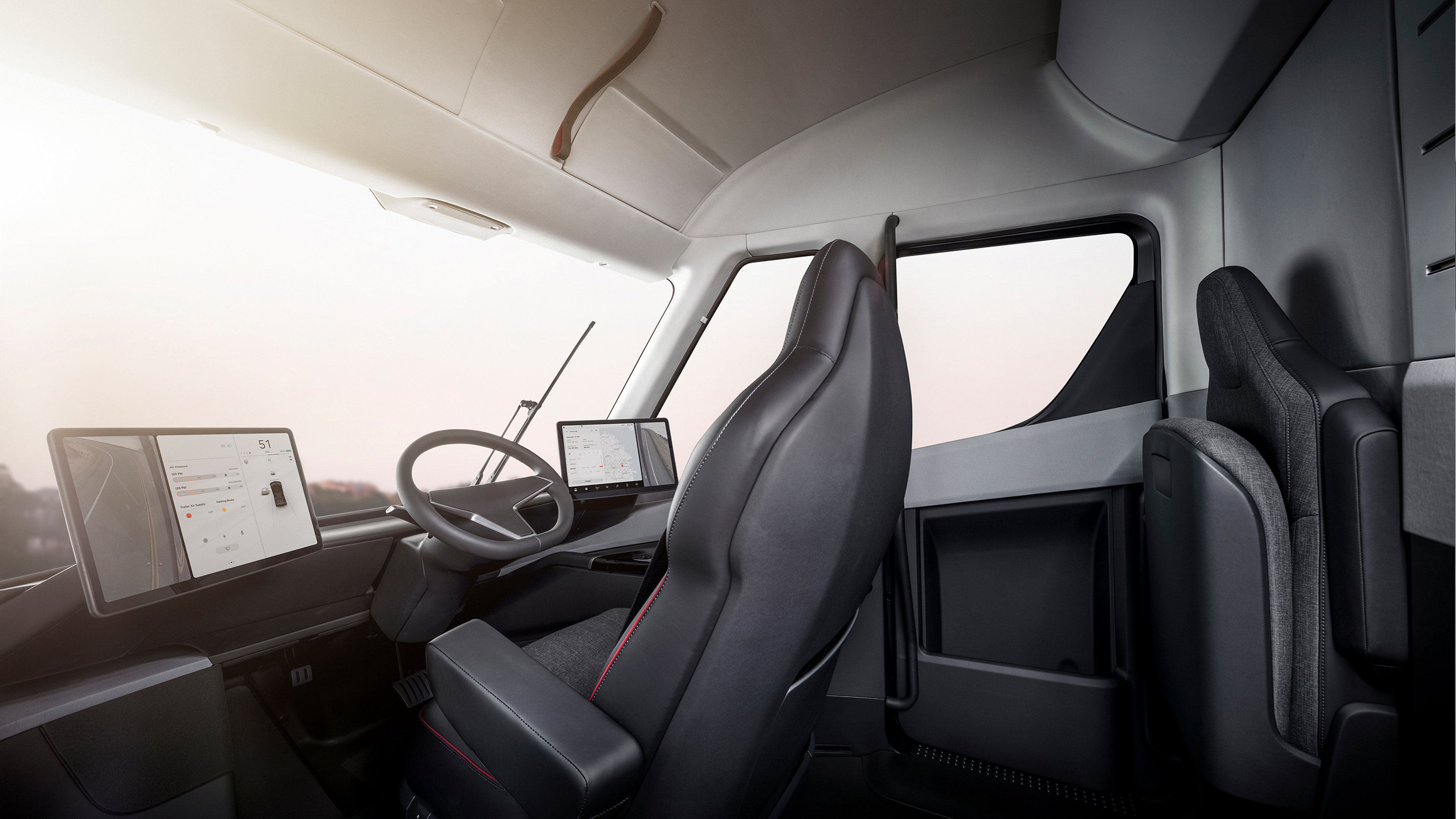 tesla-semi-truck-seats-interior