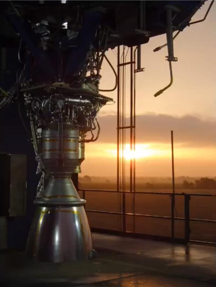 McGregor Block 5 testing (SpaceX)