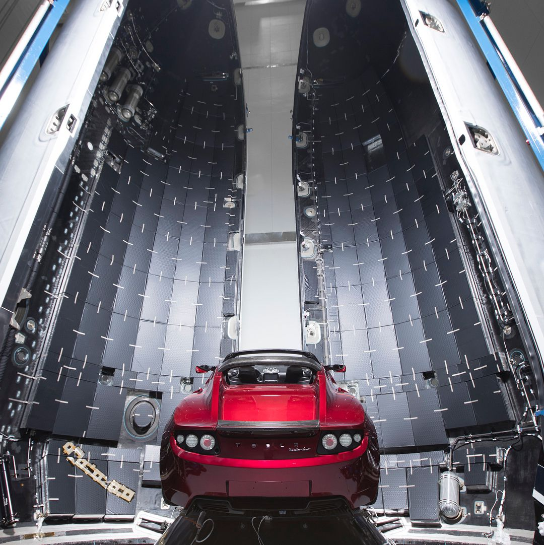 Roadster and Falcon Heavy (Elon Musk) (1)