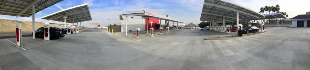 Kettleman City, CA Supercharger