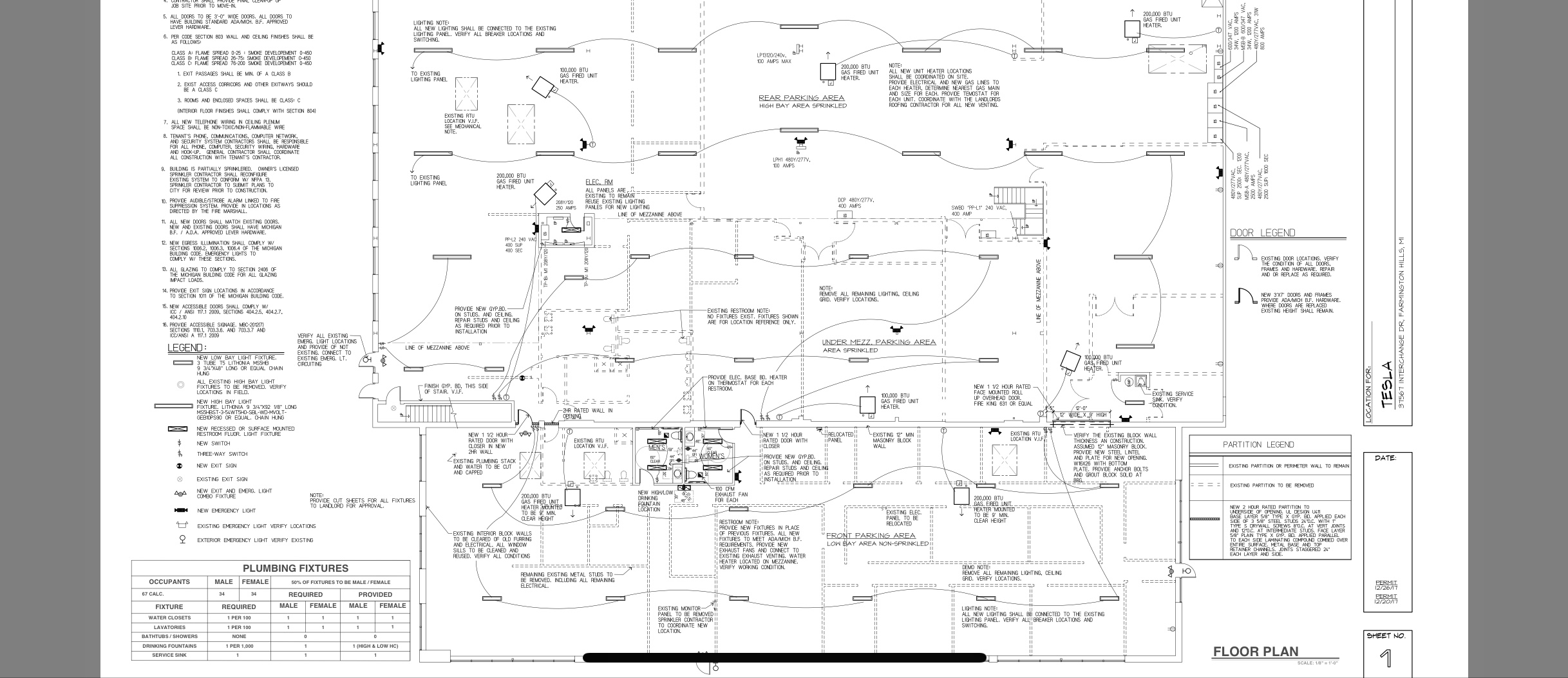 tesla-detroit-michigan-service-center-blueprint