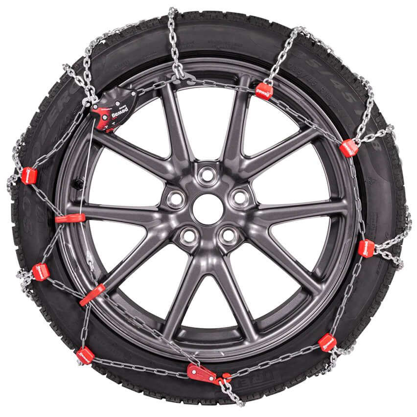tesla-model-3-18-inch-wheel-snow-chains