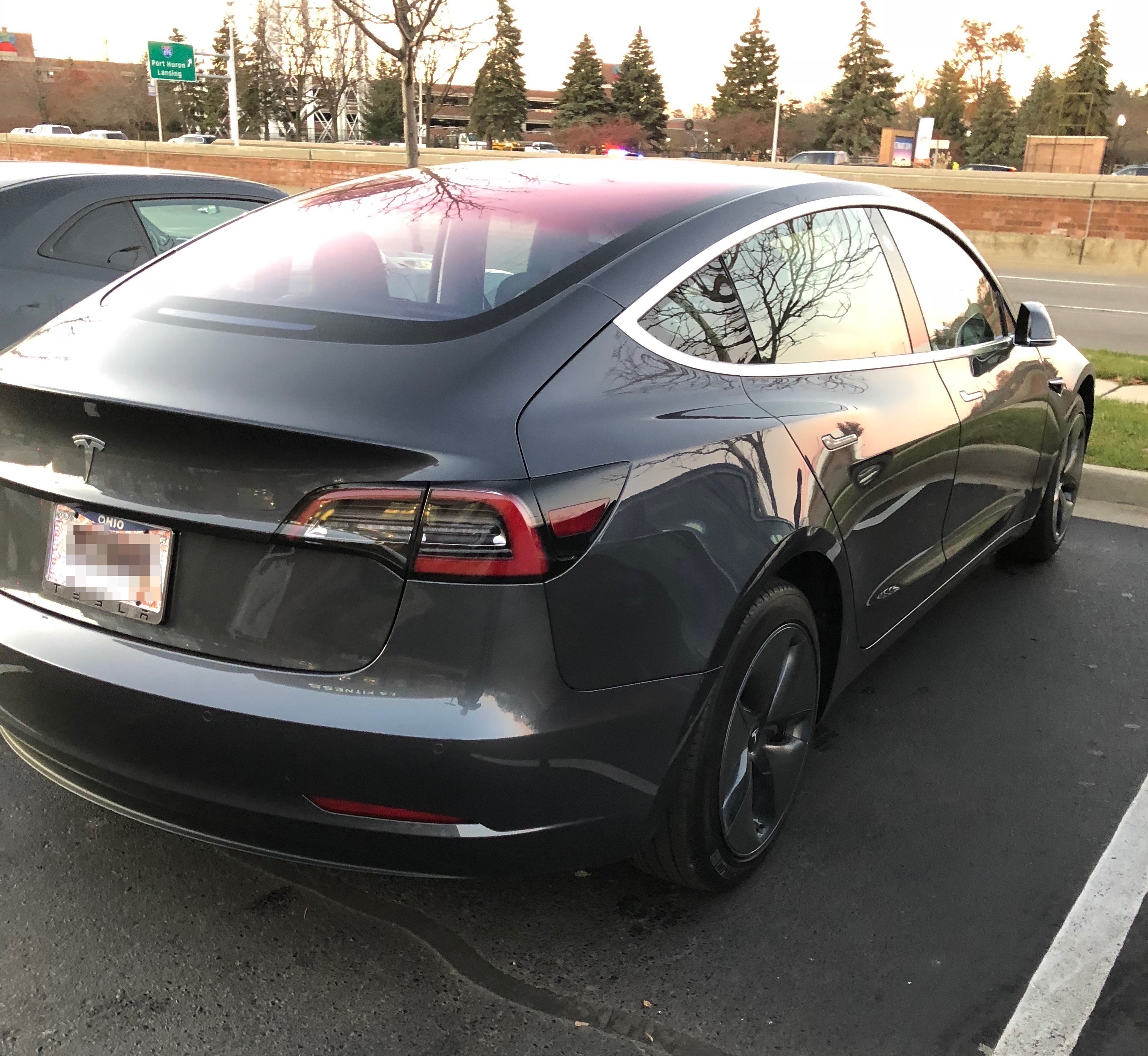 Tesla Model 3 spotted in Michigan despite vehicle sales ban in state