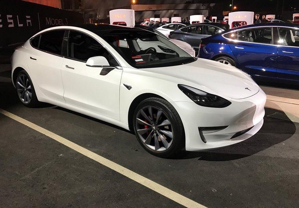 Tesla Stock Tsla Surges Over 6 Amid Upbeat Model 3