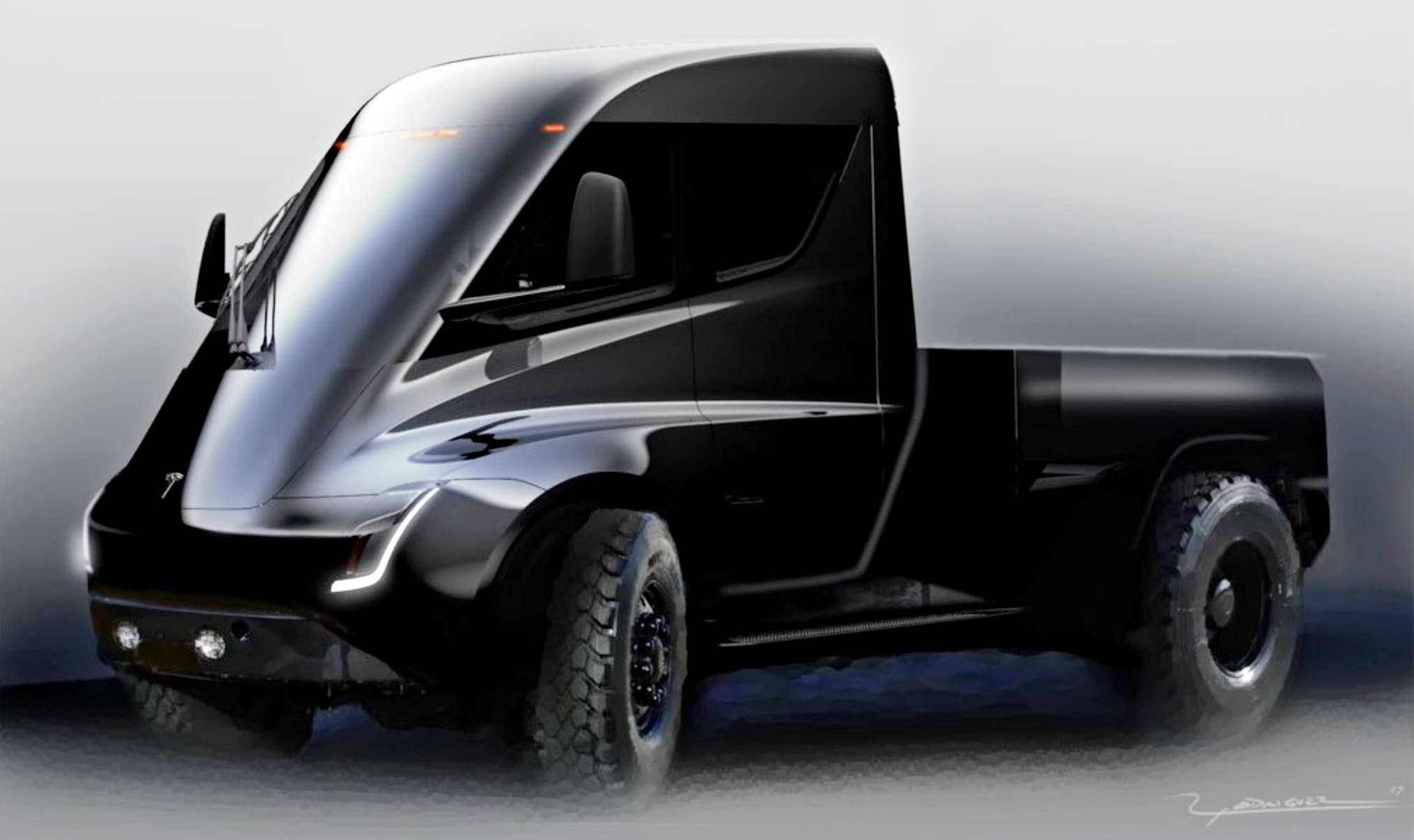 tesla-pickup-truck-sketch