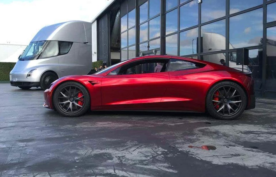 Tesla Semi And Roadster Could Be Relying On A Battery Breakthrough