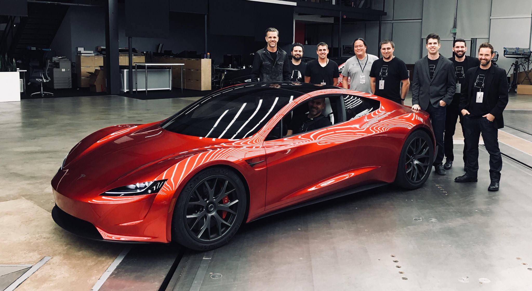 New Tesla Roadster >> Tesla Roadster Production Car Will Exceed Insane Prototype