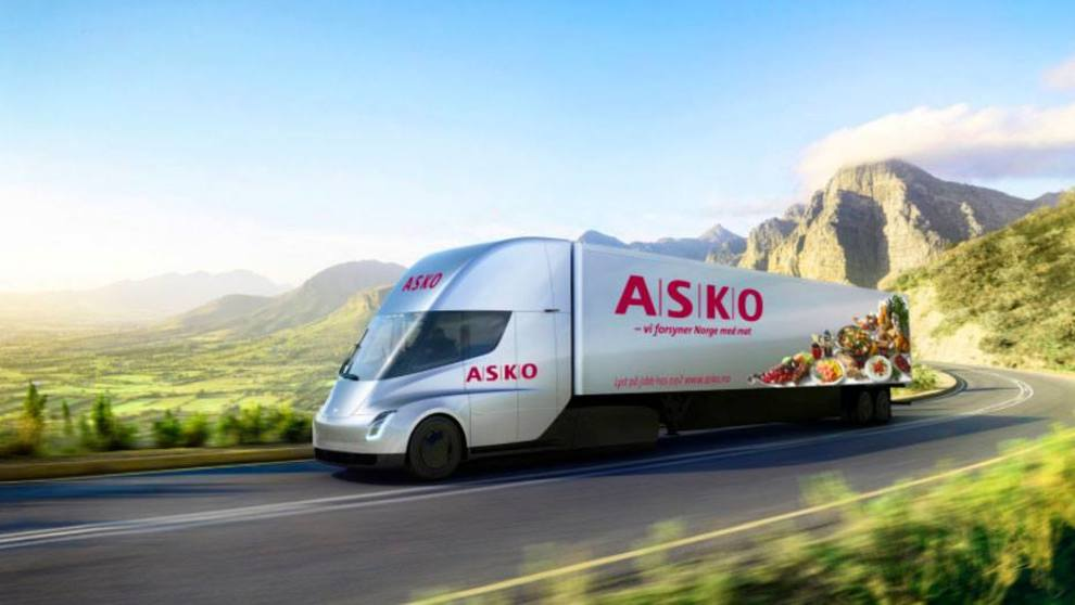tesla-semi-truck-norway-asko-grocery