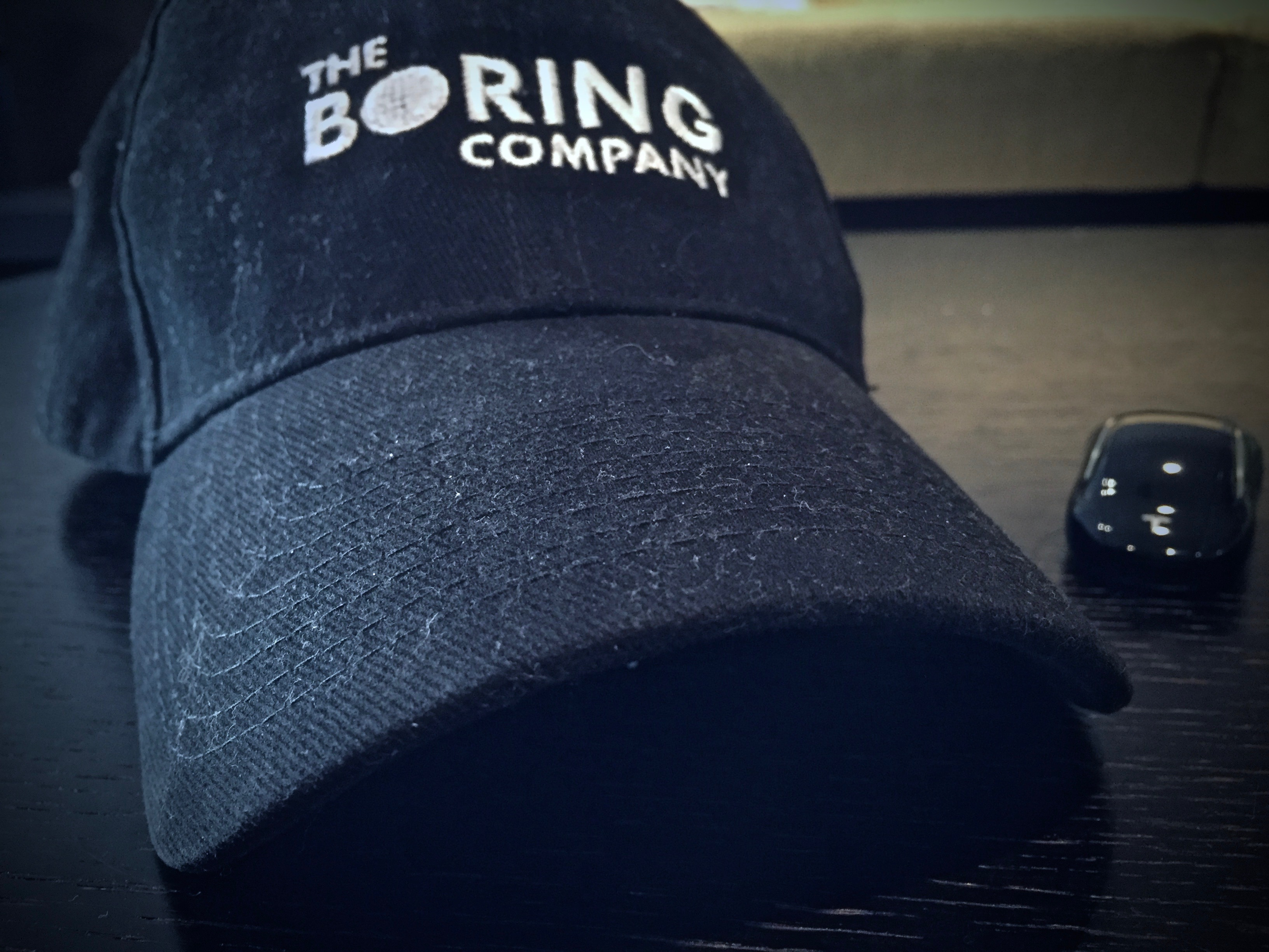 Elon Musk s Boring Co. hat just became a limited edition f3787a700bd